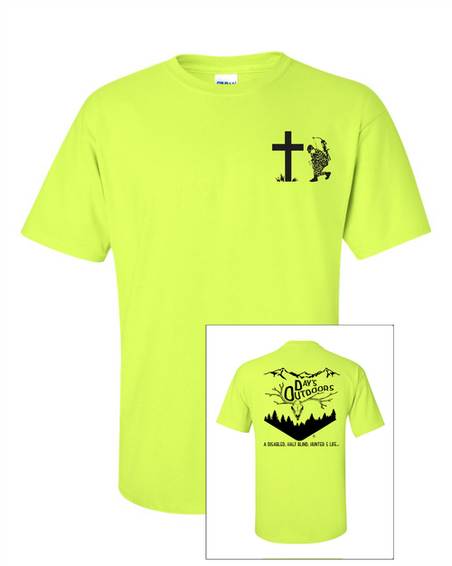 Days Outdoors Ultra Cotton T-Shirt - Cross Design