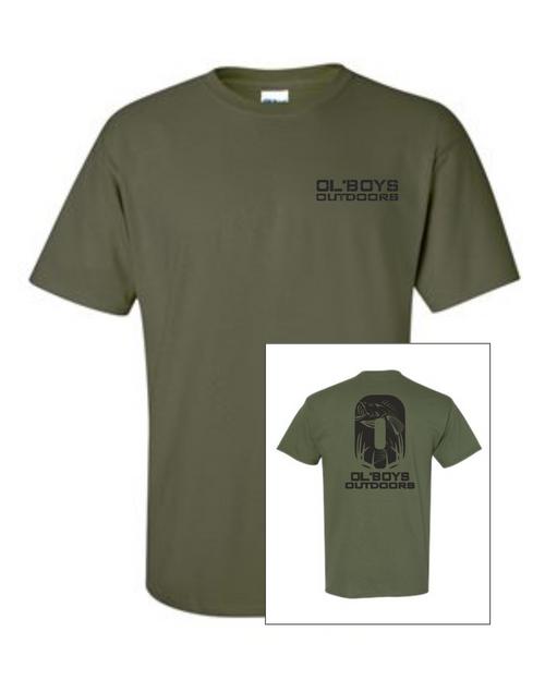 Ol' Boys Outdoors Vintage 4.0 (Black Ink) - T-Shirt