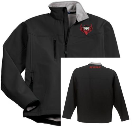 Motorcychos Member - Men's Gear - Soft Shell Jacket