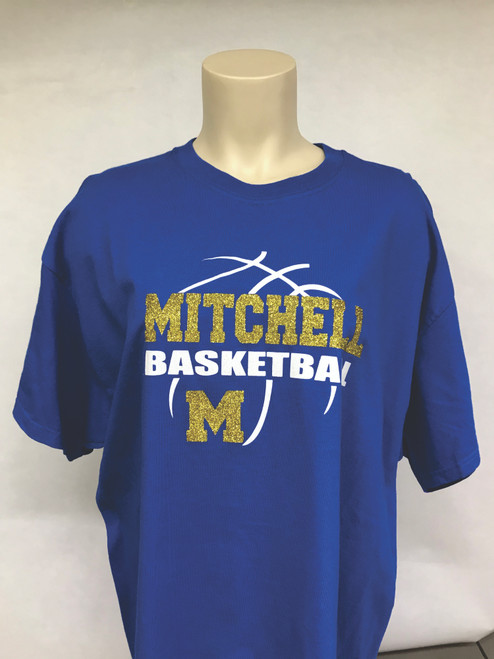 Mitchell Basketball - T-Shirt