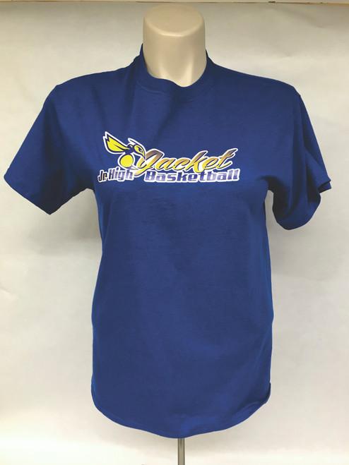 Jacket Basketball - T-Shirt