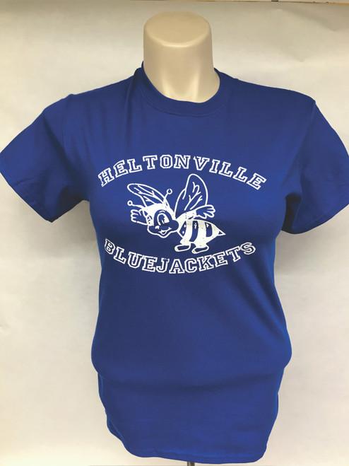 Heltonville Bluejackets - T-Shirt