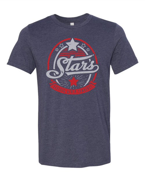 Bedford North Lawrence Stars - T-Shirt