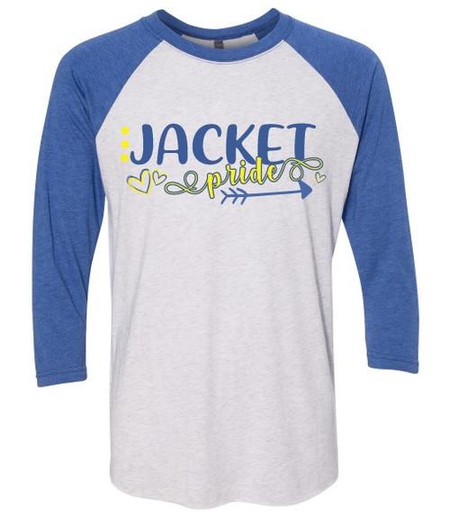 Jacket Pride - Baseball Tee