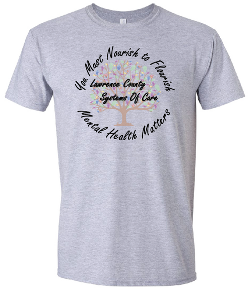 Lawrence County Systems of Care - T-shirt