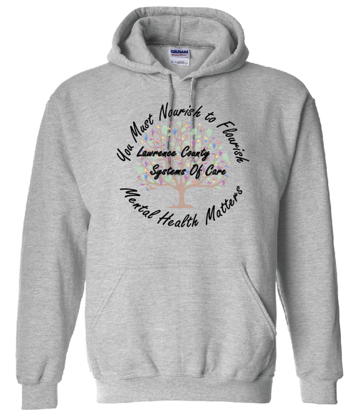 Lawrence County Systems of Care - Hoodie