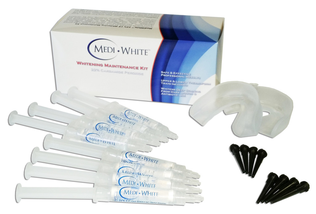 22% CP Economy Tooth Whitening Kit (8 Syringes)