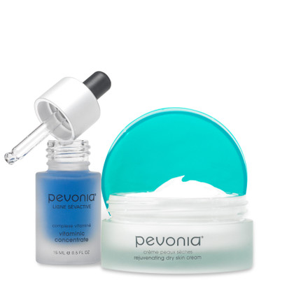 Dry Skin Cream + Serum Duo