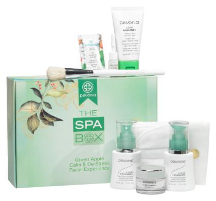 The Spa Box - Green Apple De-Stress & De-Age Facial