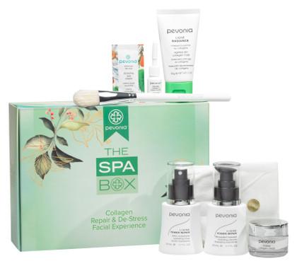 The Spa Box - Collagen Repair & De-Stress Facial