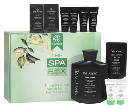The Spa Box - Shave & De-Age Spa-At-Home Facial