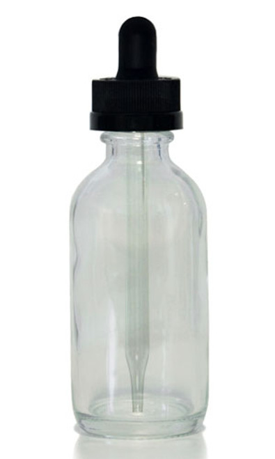 60 MLAMBER GLASS BOSTON ROUND WITH CRC DROPPER - ROUND BEAD