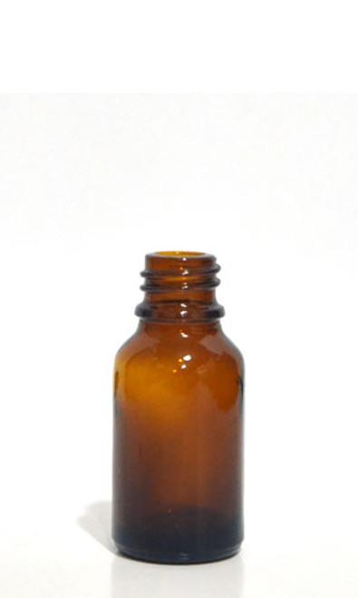 15ML (0.5oz) Amber Glass Euro Bottle