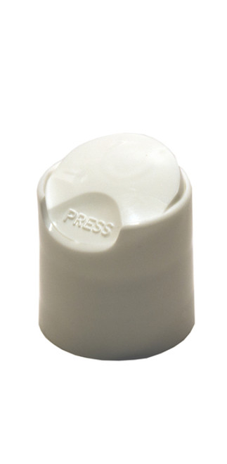 White Dispenser Cap