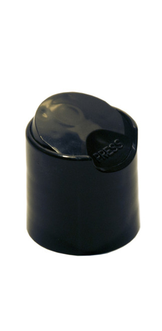 Black Dispenser Cap