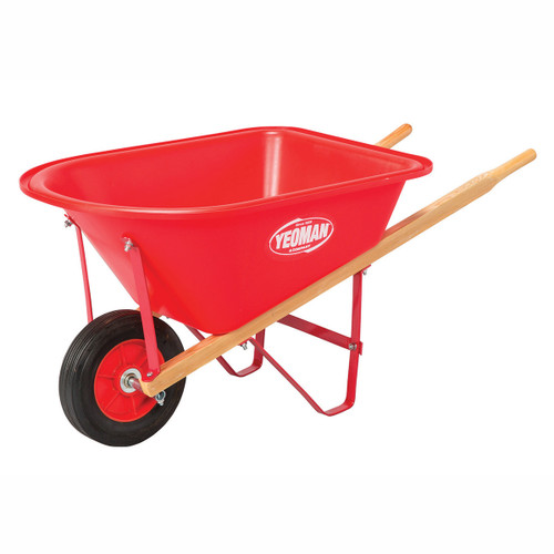 Kids Poly Wheelbarrow