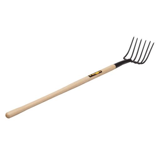 6-Tine Stone Fork