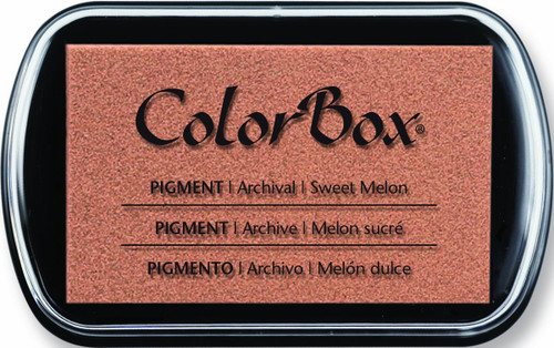 ColorBox Sweet Melon Pigment Ink pad by Clearsnap
