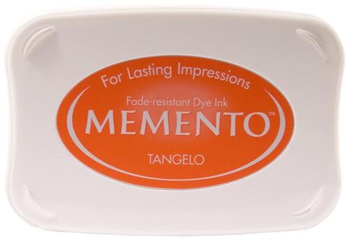 Memento Tangelo Orange Dye Inkpad by Tsukineko