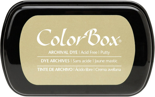 ColorBox Putty Archival Dye Inkpad by Clearsnap