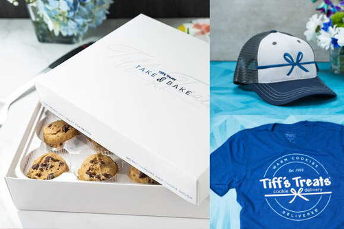 3 Piece Gift Set - Take & Bake Dough, Hat & Shirt