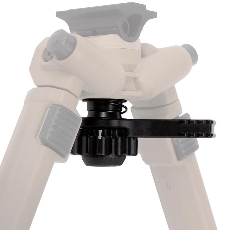 Ratchet Bipod Lock - Fits Magpul Bipods - Black