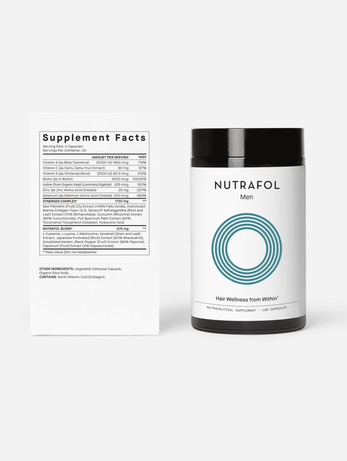 Nutrafol for Men (3 month supply)