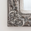 Image of Adrianne Silver Leaner Mirror