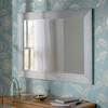 Image of Arden Silver Rectangular Mirror