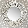 Image of Beyonce Venetian Glitz Round Mirror