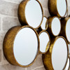 Image of Funky Circles Mirror