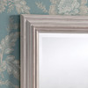 Isla White Rectangular Mirror