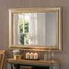 Image of Kenzie Champagne Gold Rectangular Mirror
