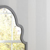 Image of Marrakesh Dark Grey Arched Mirror