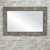 Image of Reclaimed Wooden Mirror