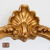Image of Renaissance Antiqued Gold Overmantle