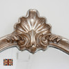 Image of Renaissance Antiqued Silver Overmantle