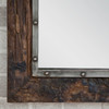Image of Wooden Sleeper Mirror