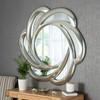 Image of Silver Elaborate mirror