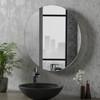 Image of Wolfe Bathroom Mirror