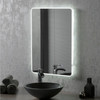Image of Fry LED Bathroom Illuminated Mirror