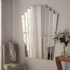 Image of  deco fan mirror