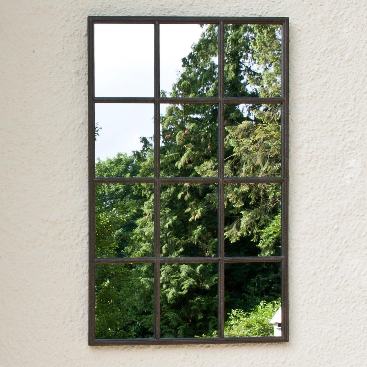 Image of Classic Outdoor Garden Mirror