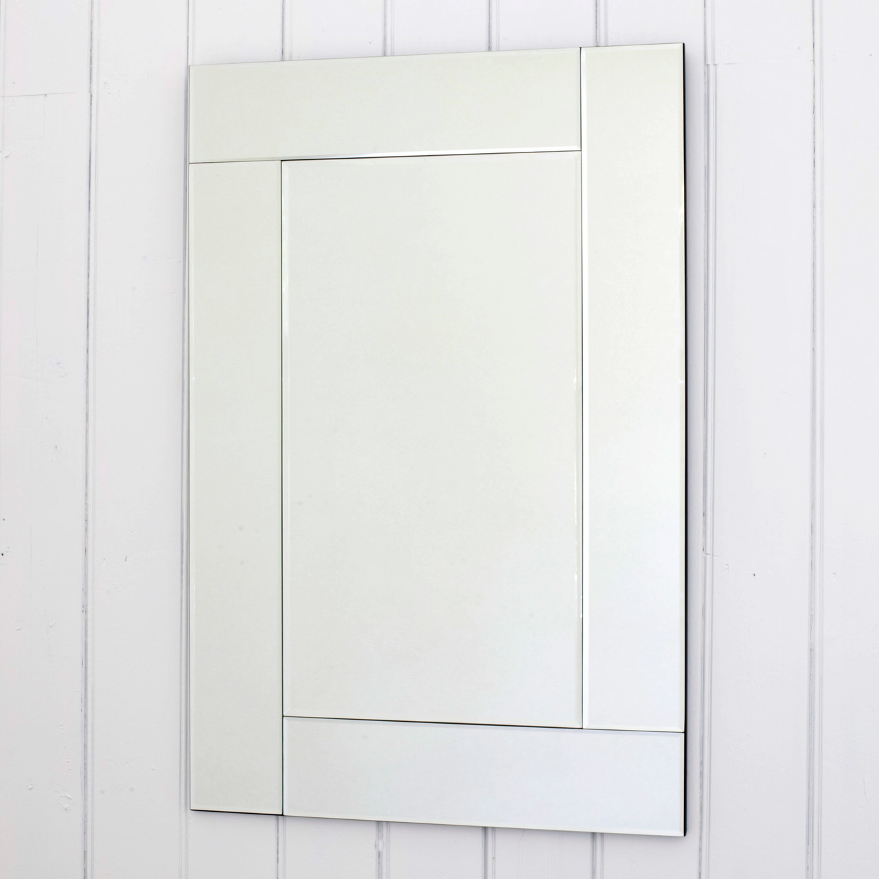Image of Plain All Glass Mirror