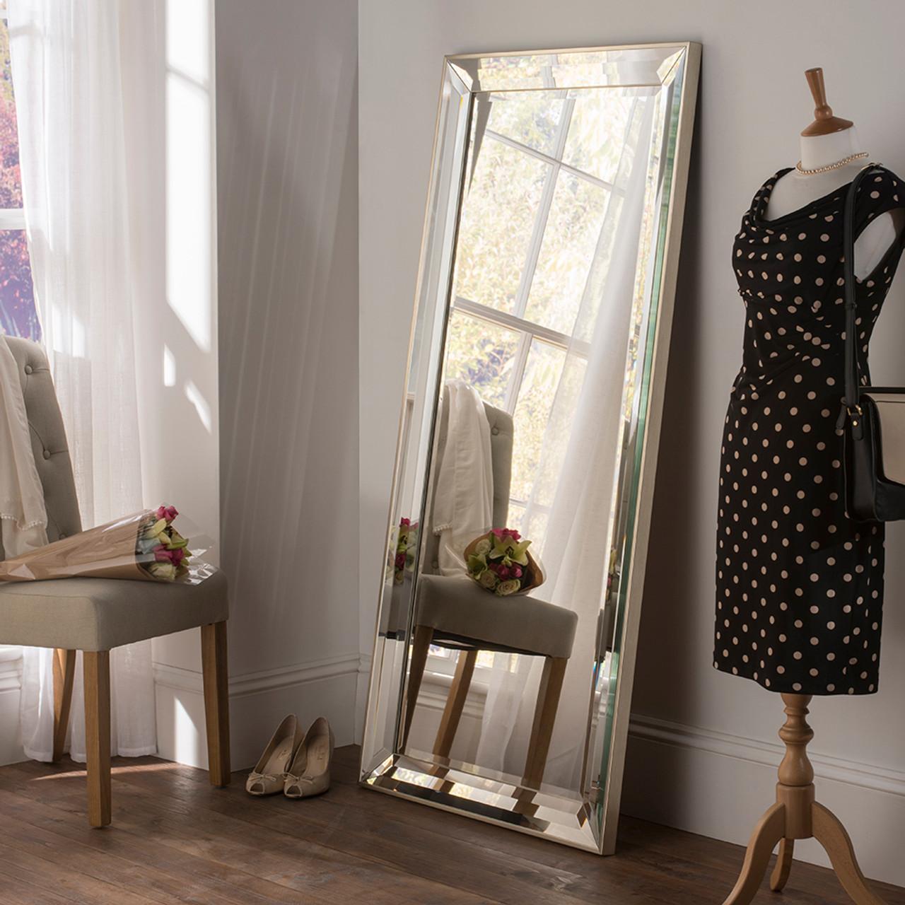Venetian Glass Dressing Mirror 170x78cm
