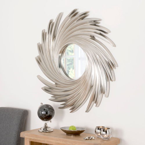 Image of Contemporary Sun Mirror