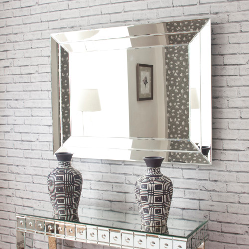 Image of Adeline Contemporary Bevelled Mirror