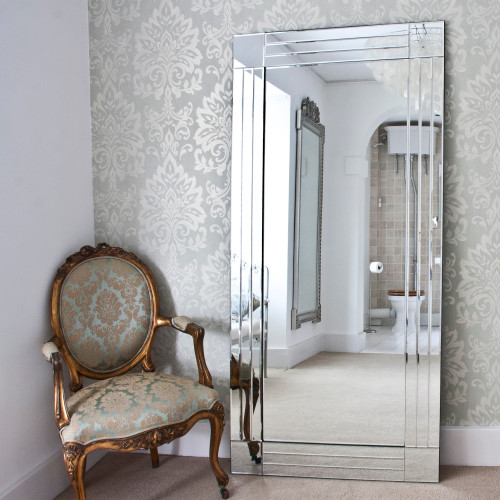 Image of All Glass Triple Edged Mirror
