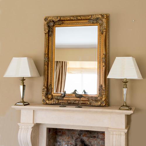Image of Balfour Gold Mirror