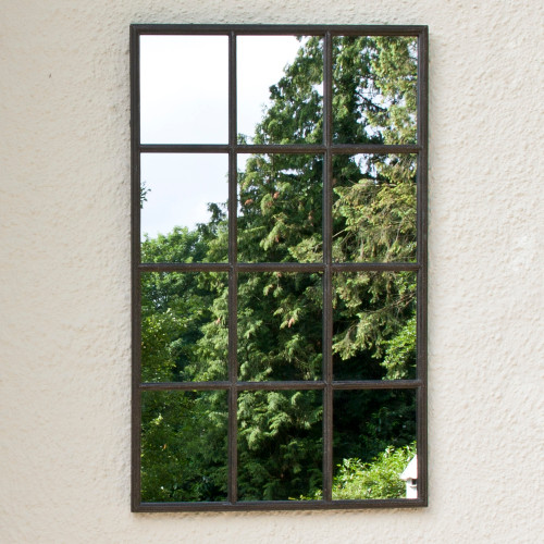 Image of Classic Outdoor Garden Mirror